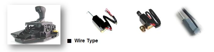 wire type solenoid